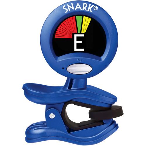 Snark SN-1X Clip-On Chromatic Tuner (Blue)