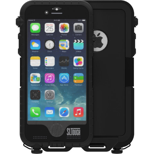 Snow Lizard SLTough6 Case for iPhone 6 (Night Black)