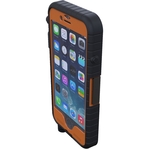 Snow Lizard SLTough6 Case for iPhone 6 (Signal Orange)