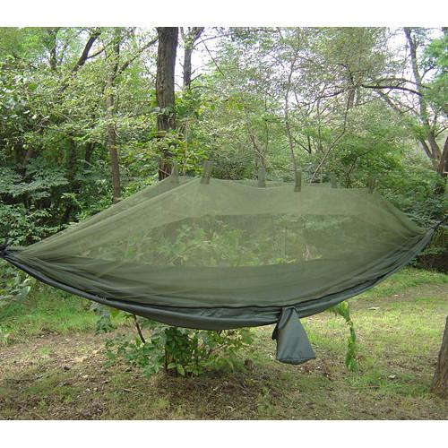 Snugpak Jungle Hammock with Mosquito Net (Coyote Tan)