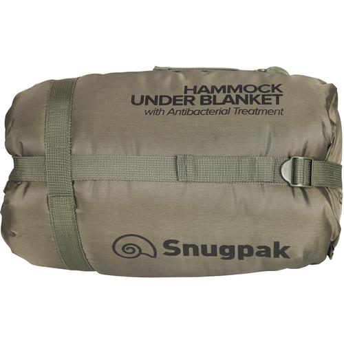 Snugpak Hammock Under Blanket (Olive)