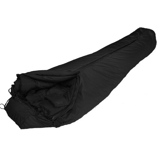 Snugpak Special Forces Complete System Sleeping Bag Combo (Black)