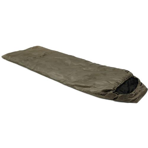 Snugpak Jungle 45°F Sleeping Bag (Olive, RH Opening)