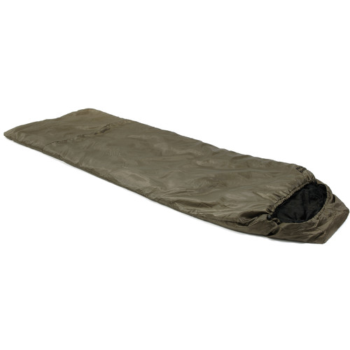 Snugpak Jungle 45°F Sleeping Bag (Olive, LH Opening)