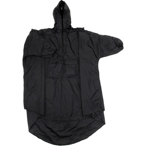 Snugpak Patrol Poncho (Black)