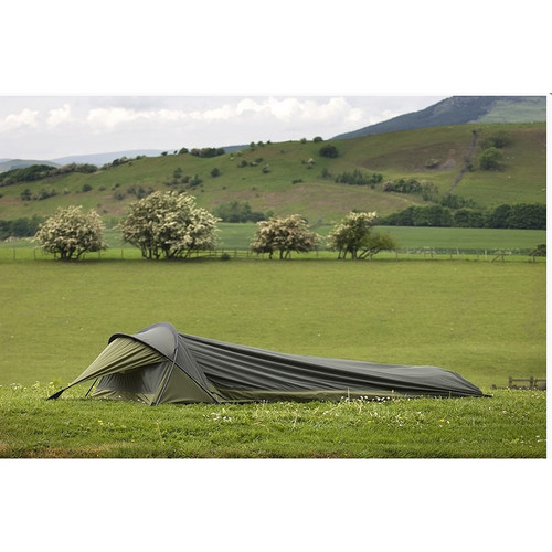 Snugpak Stratosphere 1-Person Bivy Shelter (Olive)