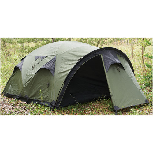 Snugpak The Cave 4-Person Tent (Olive)