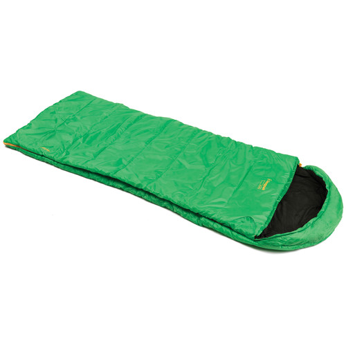 Snugpak Nautilus 37°F Sleeping Bag (Emerald Green, Left-Zip)