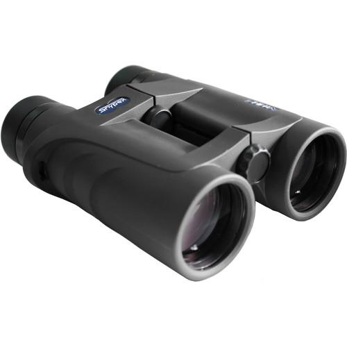 SNYPEX 10x42 Infinio Focus-Free Binocular (Black)