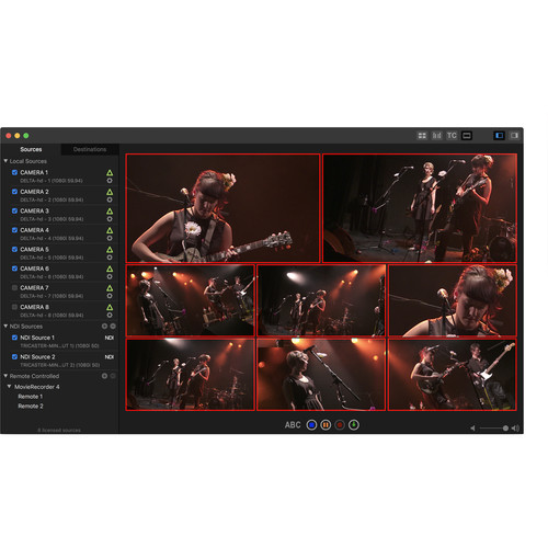 Softron MovieRecorder 4 Software Upgrade for M|80 with Option (Download)