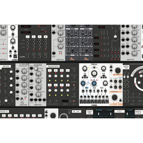 Softube Modular - Virtual Modular Synthesizer Plug-In (Download)