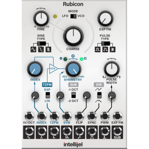 Softube Intellijel Rubicon - Expansion Module for Modular Virtual Synthesizer (Download)