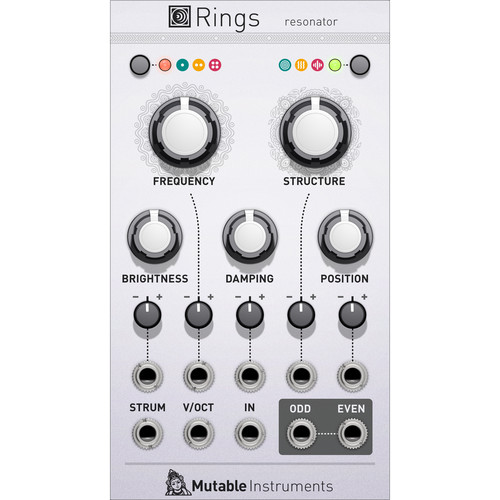 Softube Rings By Mutable Instruments Software Emulation