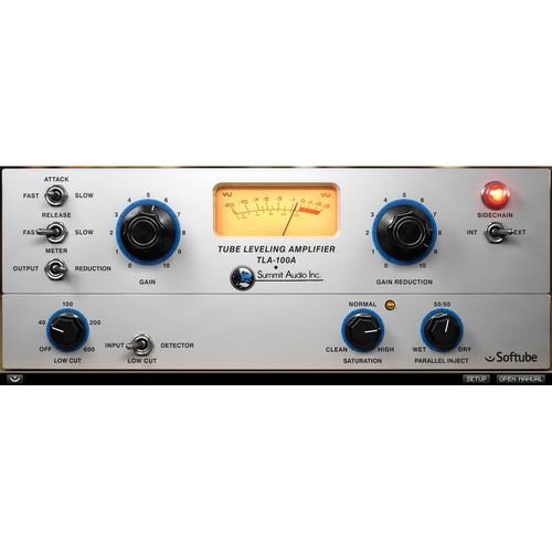 Softube TLA-100A Leveling Amp Compressor Plug-In (Native)