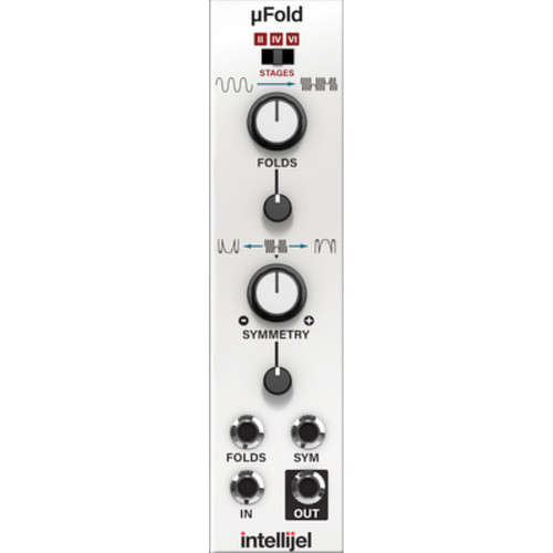 Softube Intellijel µFold II - Expansion Module for Modular Virtual Synthesizer (Download)