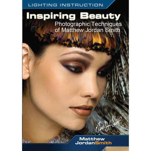 Software Cinema Training DVD: Inspiring Beauty: Photographic Techniques of Matthew Jordan Smith