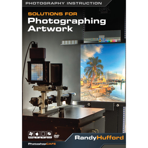 Software Cinema Training DVD: Solutions for Photographing Artwork
