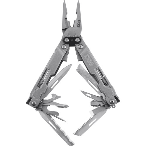 SOG PowerAccess Deluxe with Hex Bit Kit & Sheath