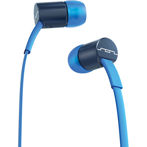 SOL REPUBLIC Jax In-Ear Headphones (Blue and Stellar)