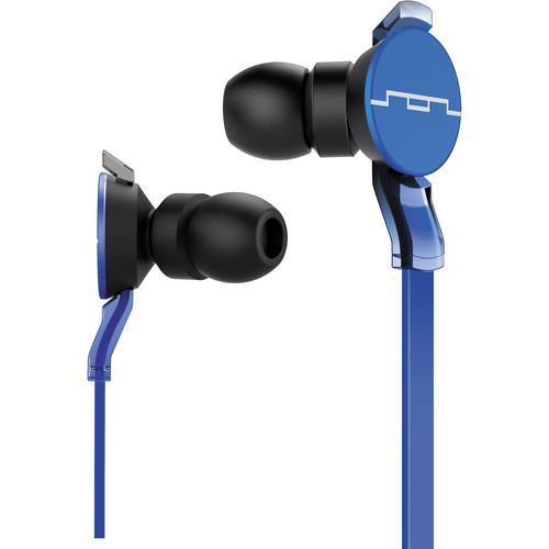 SOL REPUBLIC Amps HD In-Ear Headphones (Blue)