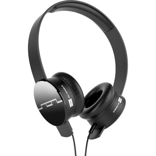 SOL REPUBLIC Tracks On-Ear Headphones (Black)