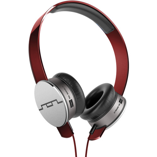 SOL REPUBLIC Tracks HD On-Ear Headphones (Red)