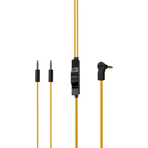 SOL REPUBLIC ClearTalk Omni-Directional Cable (Dub Orange)
