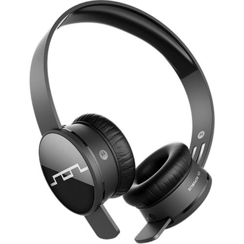 SOL REPUBLIC Tracks Air Wireless Headphones (Gunmetal)