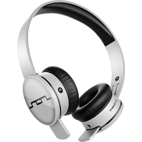 SOL REPUBLIC Tracks Air Wireless Headphones (Ice White)