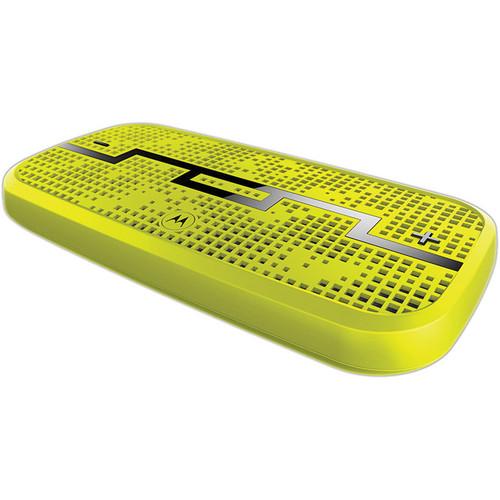 SOL REPUBLIC DECK Bluetooth Speaker (Lemon Lime)