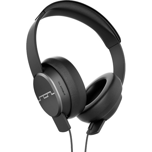 SOL REPUBLIC Master Tracks Over-Ear Headphones (Gun Metal)
