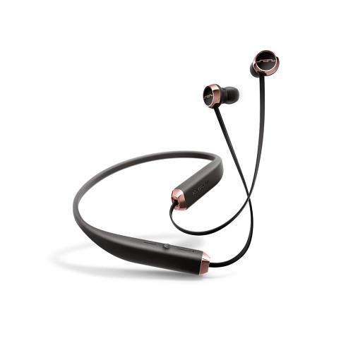 SOL REPUBLIC Shadow Wireless Earphones (Black/Rose-Gold)
