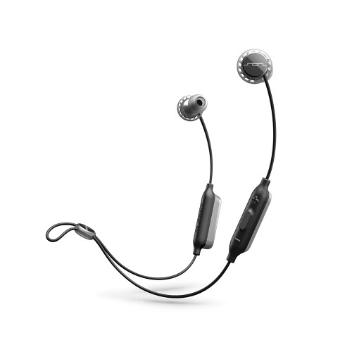 SOL REPUBLIC Relays Sports Wireless In-Ear Headphones (Gray)