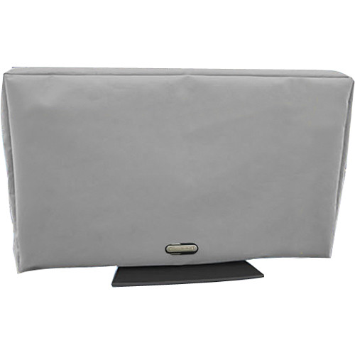 "Solaire Outdoor Cover for 52 to 60"" Flatscreen TVs (Grey)"
