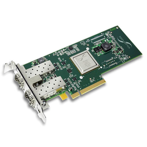 Solarflare SFN5162F Dual-Port 10 GbE Server Adapter