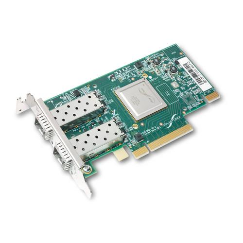 Solarflare SFN6122F Server Adapter and SFM10G-SR 10GBASE-SR Transceiver (Bundle)