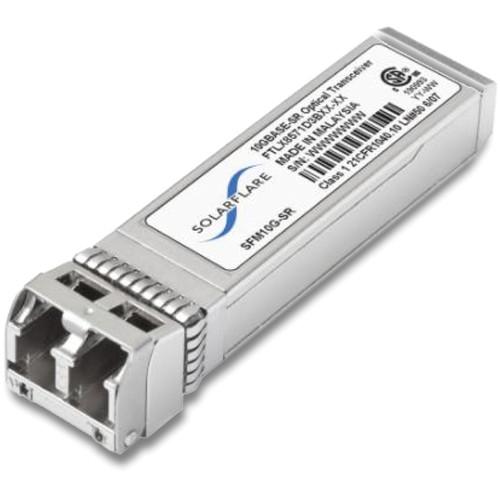 Solarflare SFM10G-SR 10GBASE-SR 850nm Multimode 10 Gb/s SFP+ Transceiver