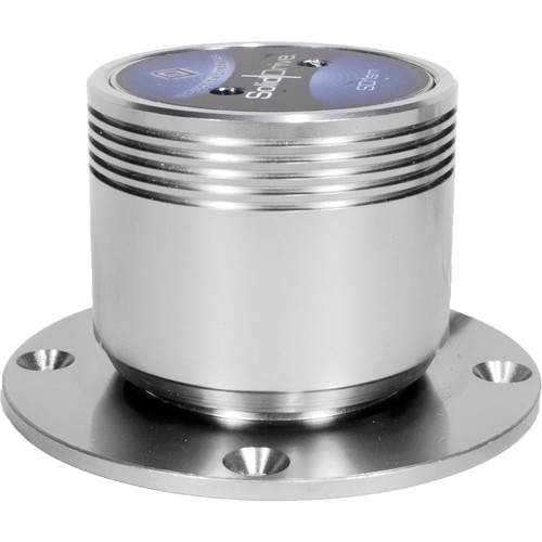 Solid Drive SD1SM SolidDrive Sound Transducer for Wood / Porous installation (Chrome)