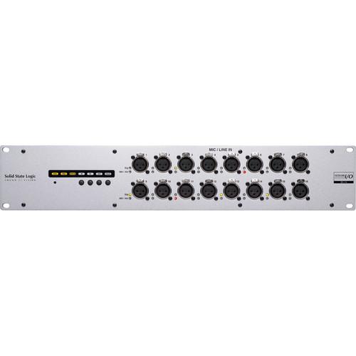 Solid State Logic SB i16 SuperAnalogue Stagebox with 16 Inputs & Dante I/O