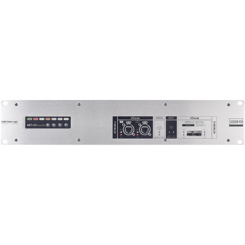 Solid State Logic A16.D16 16-Channel Analog/AES to Dante Converter