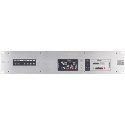 Solid State Logic D64 64-Channel AES to Dante Converter