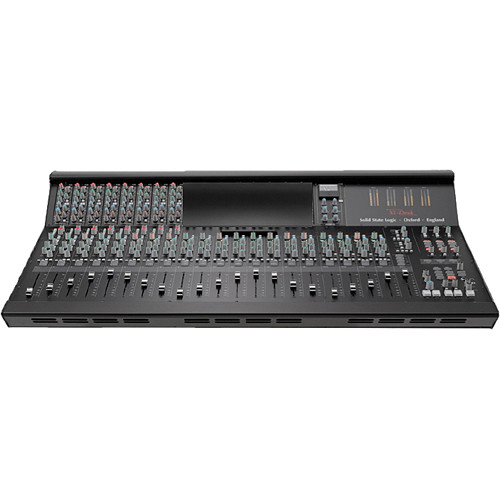 Solid State Logic XL-Desk Mixing Console with 8 E Series EQ Modules