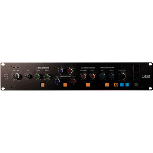 Solid State Logic Fusion Analog Stereo Outboard Processor