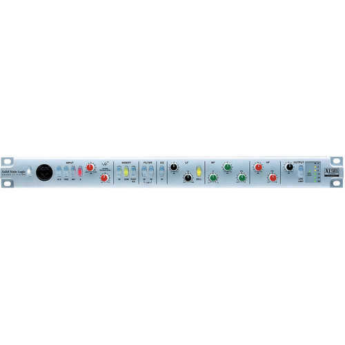 Solid State Logic Alpha Channel Rackmount Analog Channel Strip with Built-In ADC
