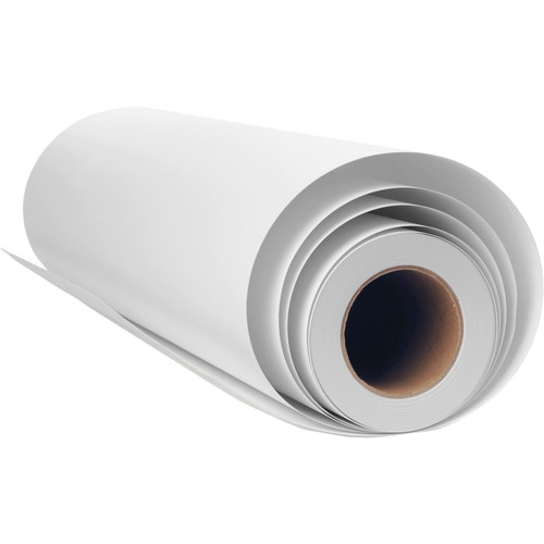 "SolvArt Poly/Cotton Blend 400 Glossy Canvas (60"" x 75' Roll)"