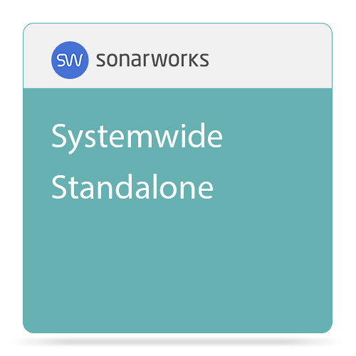 SONARWORKS Reference 3 Systemwide Standalone - Speaker and Headphone Calibration Software (3 Instances, Download)