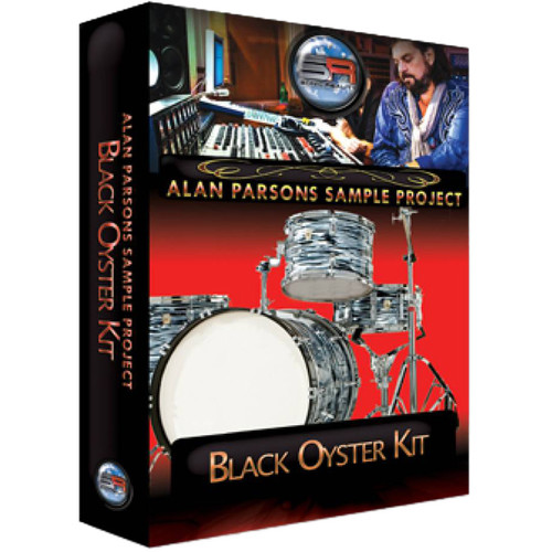 Sonic Reality Alan Parsons Black Oyster Kit - Expansion Pack for BFD2/3 (Download)
