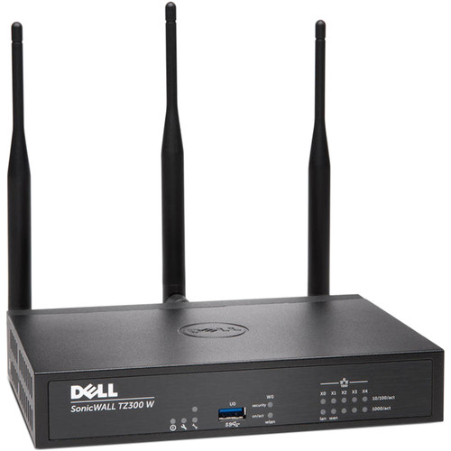 SonicWALL TZ300 Wireless-AC Secure Upgrade Plus (3 Years)