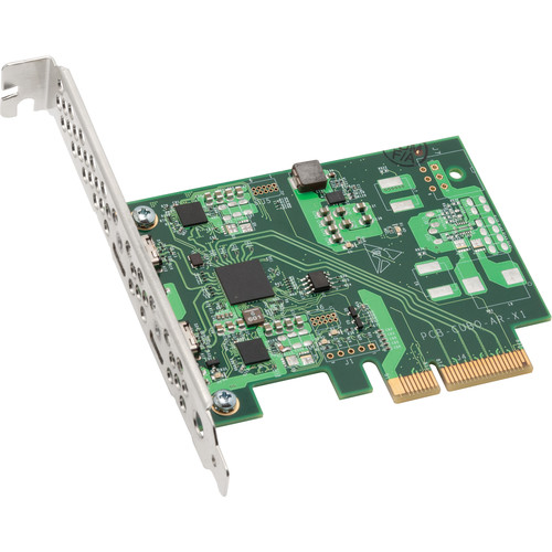 Sonnet Thunderbolt 3 Upgrade Card for Echo Express SEL & SEL-Based Thunderbolt 2 Adapters