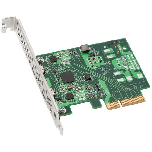 Sonnet Thunderbolt 3 Upgrade Card for Echo Express III-D & III-R